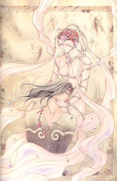 Ayashi no Ceres, una Leyenda Celestial