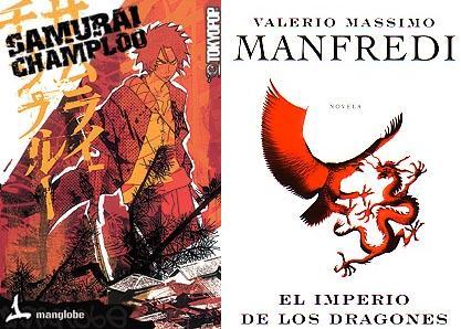 Lecturas veraniegas: El imperio de los dragones y Samurai Champloo