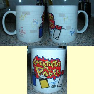La taza del K3