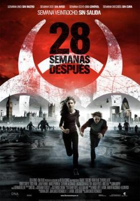 28 semanas después: Los zombis tambien hacen ejercicio.