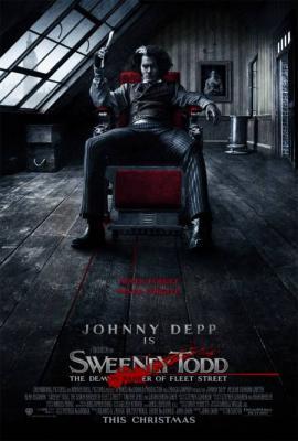 Sweeney Todd: El barbero diabólico de la calle Fleet.