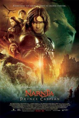 Las Crónicas de Narnia: El príncipe Caspian.