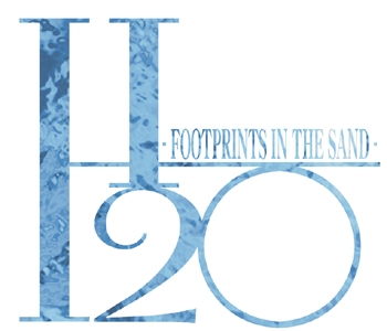 H20 - Footprints in the sand