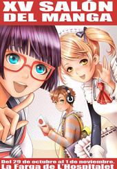 XV Salón del Manga: Pistoletazo de salida.