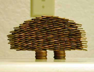 Monedas, monedas y más monedas